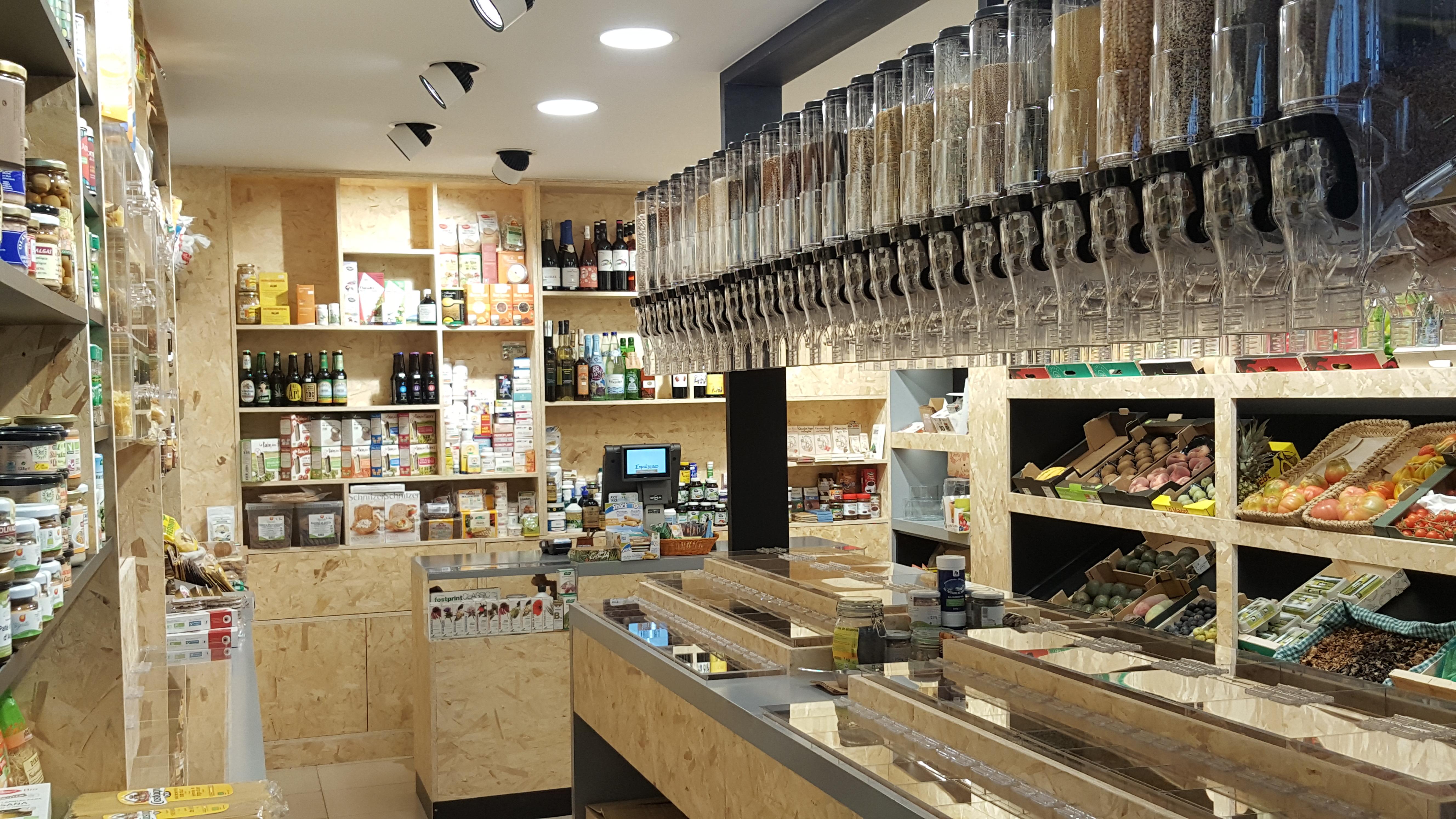 Tiendas Ecologicas En Barcelona. Fabulous Ecolgico La Tierra With ...